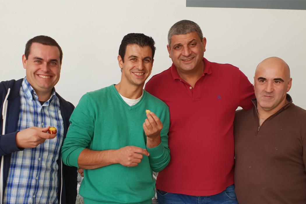 Convívio 2018 - Grupo AMCONFRARIA