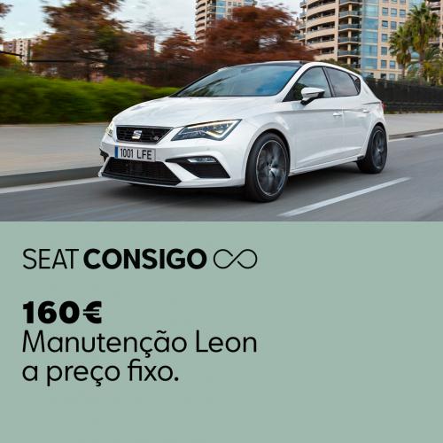 Manutenção SEAT Leon 160€