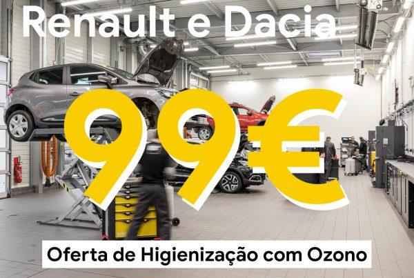 Revisão Renault/Dacia