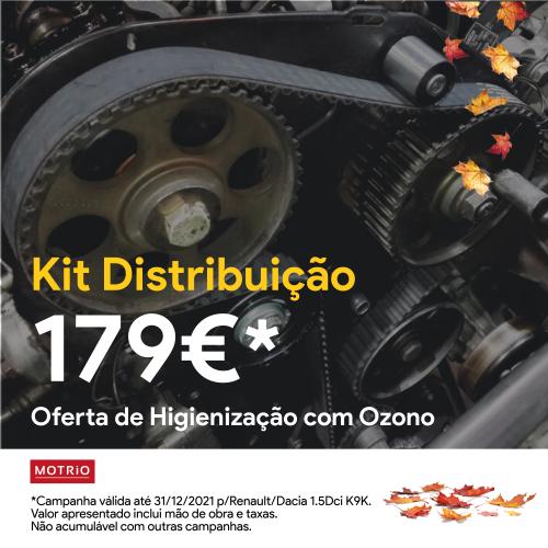 kit distribuição